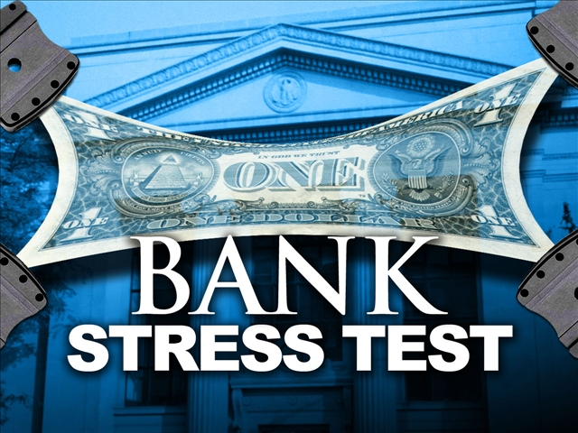 Stress Test fallito per 10 Banche USA